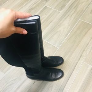 stuart weitzman over the knee leather boots